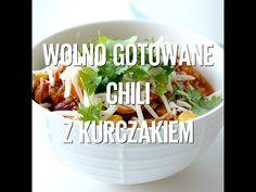 Wolno gotowane chili z kurczakiem | Kwestia Smaku