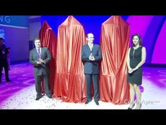 """Thank you to Calvin Ayre for this video of the Amazing Unveiling, day 2 of G2E Las Vegas 2014.  """"Ortiz Gaming hosted a """"something amazing will happen"""" reveal, the unveiling of their new slot machine design coined the """"O-Circle,"""" a curved screen with surround sound creating a new gaming experience to fully emerge the player."""""""