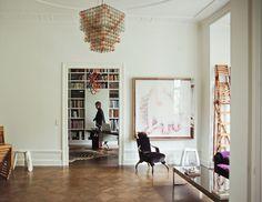 Act Productions | Blog: BINNENKIJKEN | Berlin Apartment of Karena Schuessler
