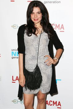 The beautiful Zuleikha Robinson