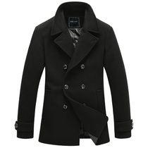 Пальто мужское - элегантность современного образа мужчины