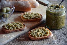 Pâté di Olive verdi