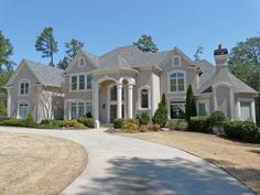 Stunning suburban mansion