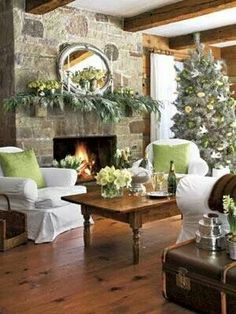 Cozy festive
