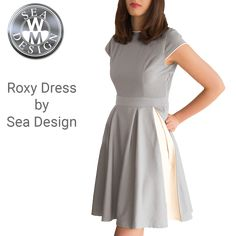 Roxy Dress by Sea Design Henri Lloyd, Uniform Dress, Helly Hansen, Roxy, Sperrys, Dresses For Work, Sea, How To Wear, Design