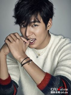 Lee Min Ho Delivers Overdue Pictorial Sizzle for Famous Hong Kong Jewelry Brand | A Koala's Playground