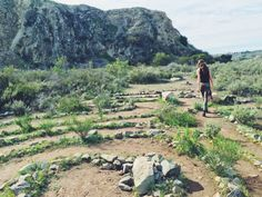 San Diego hidden spot: Carlsbad labyrinths.