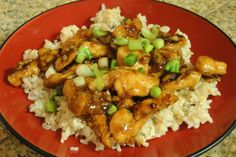 Garlic Ginger Chicken The Cookin Chemist Turkey Recipes, Chicken Recipes, Garlic Ginger Chicken, Great Recipes, Favorite Recipes, Asian Recipes, Ethnic Recipes, Asian Cooking, Fabulous Foods