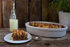 Ein Frühstücksauflauf bzw. ein Haferflockenauflauf ist immer eine gute Idee, vor allem mit Erdnussbutter. An sich ist ja alles mit Erdnussbutter eine guten Idee oder seid ihr da anderer Meinung? Haferflocken zum Frühstück ist an sich ja nichts Neues und …
