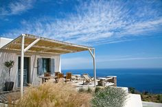 Luxury Greek Island Holidays with Sifnos Hotel Verina Astra