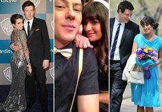 Lovebirds Lea Michele and Cory Monteith: Glee's Hottest New Couple? (PHOTOS)