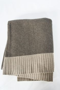 coyuchi cashmere throw via beklina