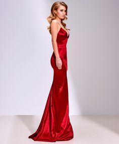 Gemeli Power — Sachi Lu Satin Dresses, Sexy Dresses, Prom Dresses, Formal Dresses, Wedding Dresses, Straight Skirt, Stretch Satin, Formal Wear, Marie