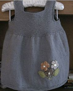 Ravelry: Project Gallery for Smockie pattern by Sublime Yarns – Baby knitting patterns Baby Knitting Patterns, Knitting For Kids, Baby Patterns, Free Knitting, Dress Patterns, Baby Sweater Knitting Pattern, Knitting Projects, Knit Baby Dress, Crochet Baby Dresses