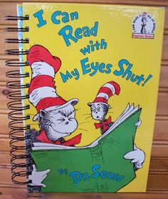 My nephew Blake's favorite book journal. What's yours? #journaling #drseuss #kidsbooks