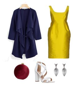 Триада by irina-o on Polyvore featuring polyvore, fashion, style, P.A.R.O.S.H., Miss KG, Serpui and clothing