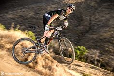 https://flic.kr/p/MPaPcg | Just Clowning | At a 2016 Pedalfest cross country mountain bike race on a Thursday night at Castaic Lake in SoCal.  Gallery: www.pbcreativephoto.com/GALLERIES/CYCLING/MOUNTAINBIKE/CR...  Strobist: Profoto B1 Air with standard diffuser disc camera left, triggered with Profoto radio transmitter.