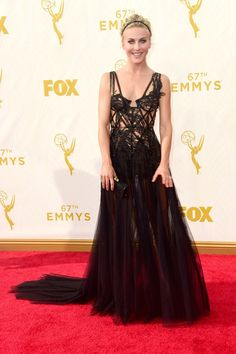 Pin for Later: See Every Star on This Year's Emmys Red Carpet! Julianne Hough
