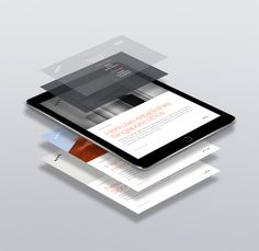 """다음 @Behance 프로젝트 확인: """"Herkules Capital – Website""""…"""