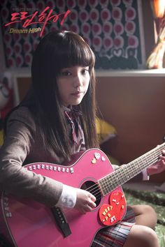 IU in Dream High