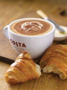 Our Mocha & Hot Chocolate Range - Costa Coffee, favourite coffee shop Chocolate Sweets, Hot Chocolate, Costa Coffee, Italian Coffee, Coffee Roasting, Mocha, Coffee Shop, Catering, Menu