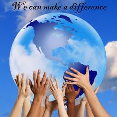 We can make a difference  by Peter Greenwall (songwriter) & Colé van dais (vocalist)  www.colevandais.com