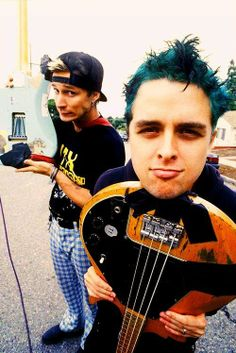 Billie & Mike - Green Day
