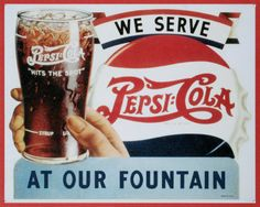 Pepsi- Cola