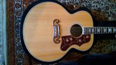 #guitar Gibson Standard J-200 Acoustic/Electric Guitar please retweet