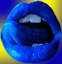 lips by Kate Dreyer, via Flickr  I love this color