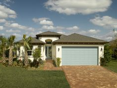 Minto Homes - TownPark - Gulfstream
