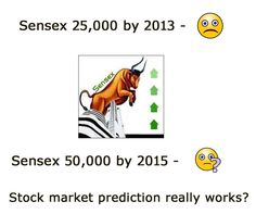 We keep on hearing news about stock market prediction by many experts on TV, newspaper and internet.Million dollar question is this prediction really works?