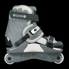 XSJADO (shadow) - Pioneer skate. I haven't strapped into my boots in a long time, I miss it and these make me want to get back into it.