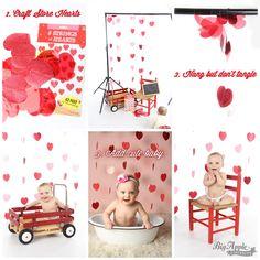 Valentine's Day Mini Shoot Sets
