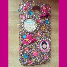 Brantly Gilbert bling phone case! Search for Paiges Infinite Bling on facebook, instagram, and etsy!
