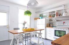 Apartment Therapy chez moi | À la mode Montréal