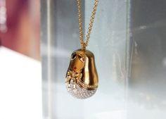swarovski matrioska pendant (from 2011, out of stock)