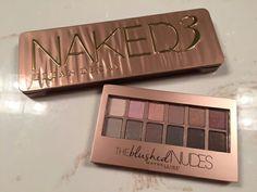 #Naked pallete vs maybelline# cheap dupes