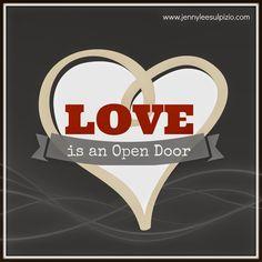 LET LOVE LOVE: Affirmation