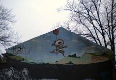 Urban Art - Copenhagen