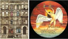 Led Zeppelin / Physical Graffiti / 1975 / Swan Song SS 2-200 / Die-Cut Cover ($12.00)