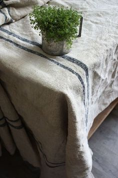 antique linen♥