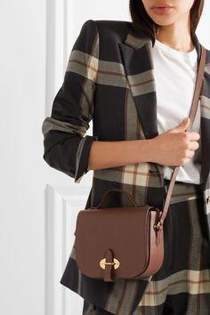 Mulberry - Sac porté épaule en cuir texturé Tenby Small. Net A PorterLeather  Shoulder BagSlipcoversLeatherCowConkersColor a99686d561