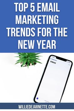 Top 5 email marketing trends for the next few years is a prediction that may come true sooner rather than later. Email marketing has become a significant way to market a business or brand online and has become one of the most effective platforms available to businesses of all sizes. #emailmarketing #emailmarketingtips #emailmarketingideas Email Marketing Design, Email Marketing Strategy, Small Business Marketing, Marketing Ideas, Content Marketing, Business Tips, Social Media Marketing, Online Business, Digital Marketing