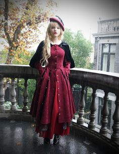 fanplusfriend - NEW RELEASED OFFER: Medieval Borgia, Gothic Vintage Elegant Middle Ages Style Retro Long Dressing Gown Coat*2colors Instant Shipping, $170.00 (http://www.fanplusfriend.com/new-released-offer-medieval-borgia-gothic-vintage-elegant-middle-ages-style-retro-long-dressing-gown-coat-2colors-instant-shipping/)