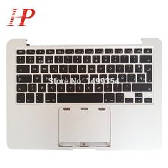 """77.04$  Buy here - http://aliw1d.worldwells.pw/go.php?t=32617639352 - """"Palmrest With Keyboard For Macbook Pro Retina 13.3"""""""" A1502 Topcase With Spanish Keyboard 2013 2014"""" 77.04$"""