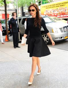 Victoria Beckham....believe it or not!