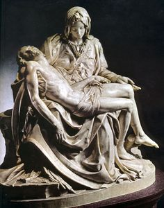 Image detail for -Michelangelo was granted 450 ducats for creating Pieta ...
