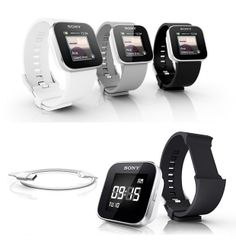 Sony Smartwatch. Control your Ericsson from your wrist.. dope