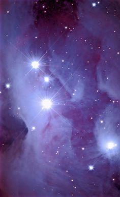 NGC 1977 Near Orion Nebula Credit: Misti Mountain Observatory